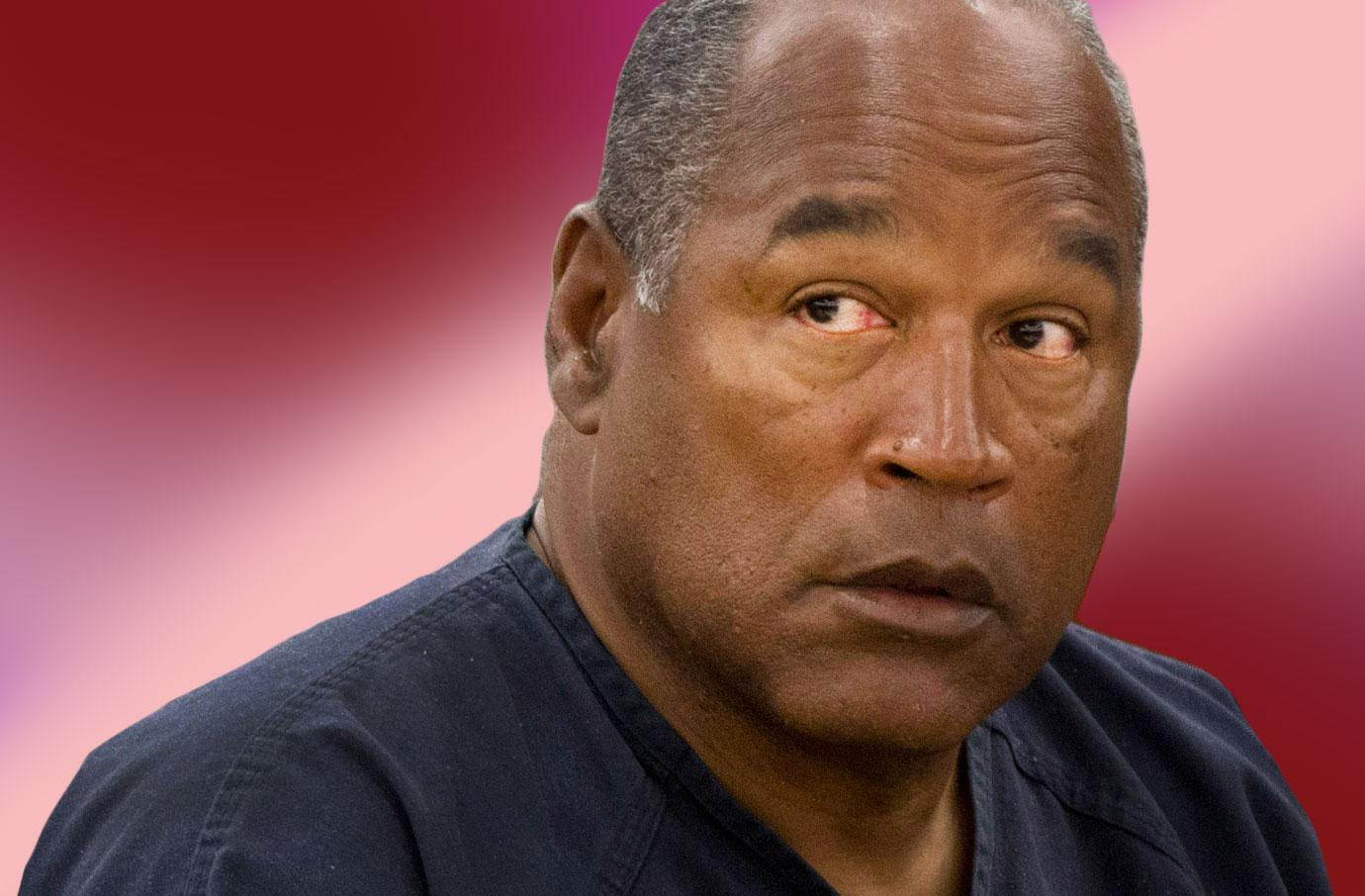 oj simpson caught masturbating cell denied parole