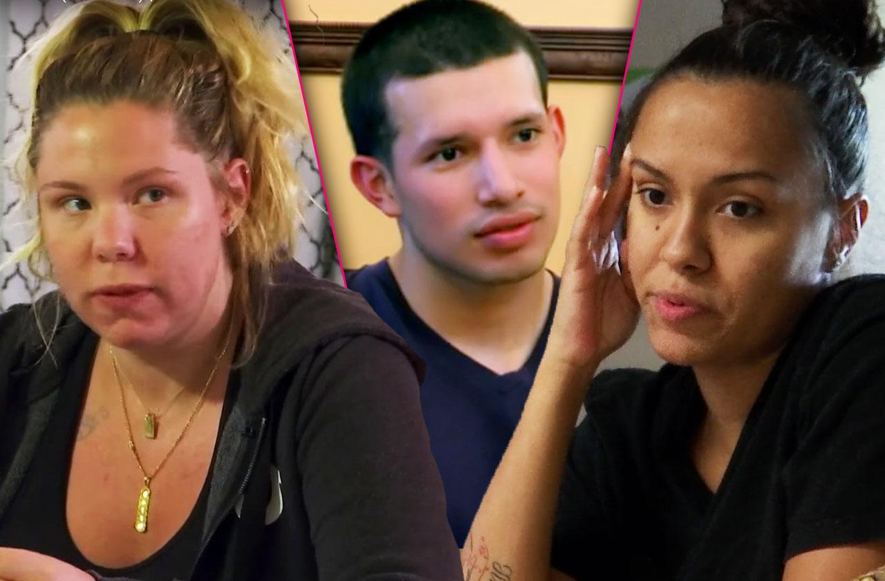 //briana dejesus slams javi marroquin fight kailyn lowry pp