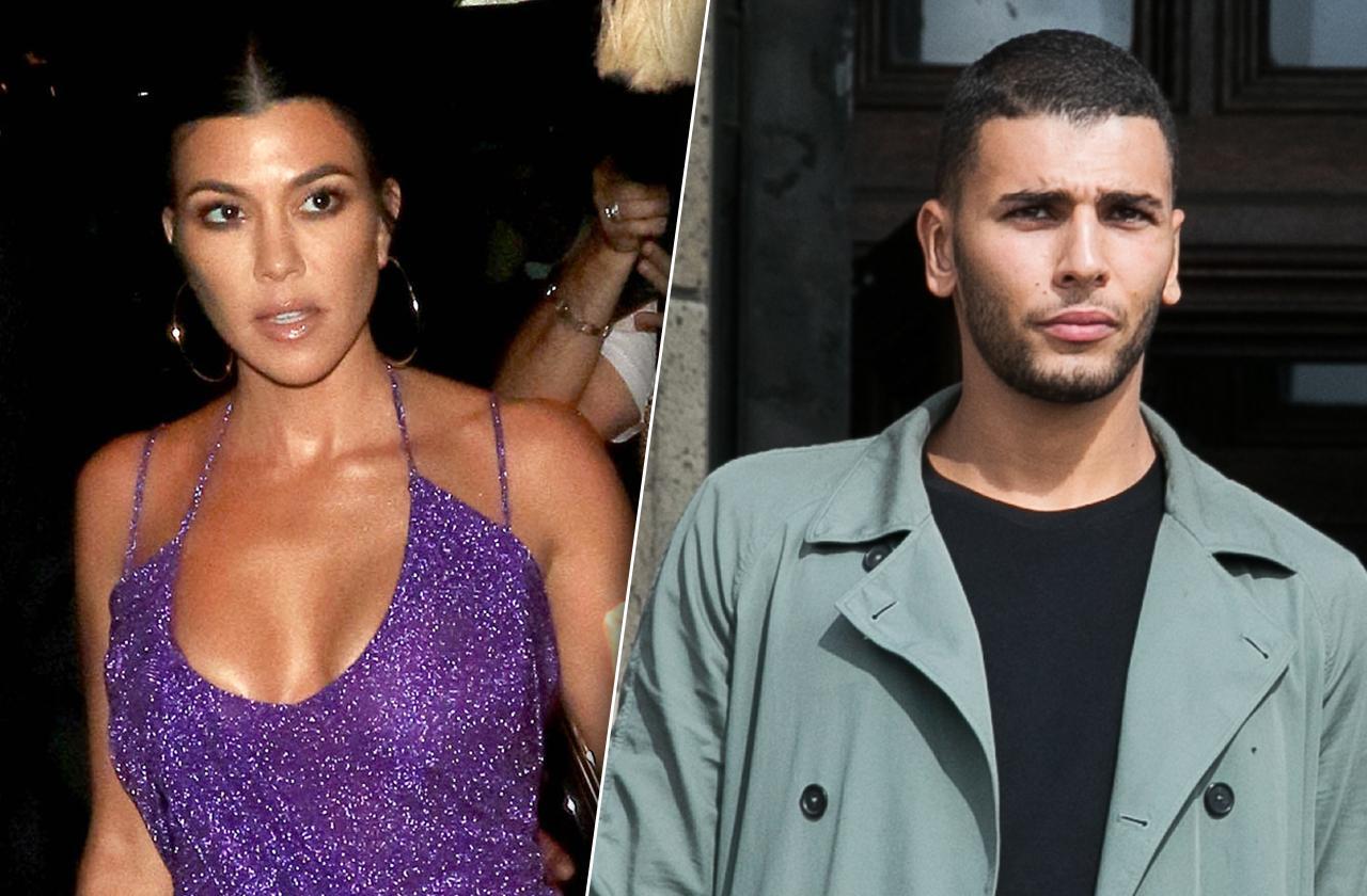 Family Fears Kourtney Kardashian Headed For Breakdown After Split From Younes Bendjima