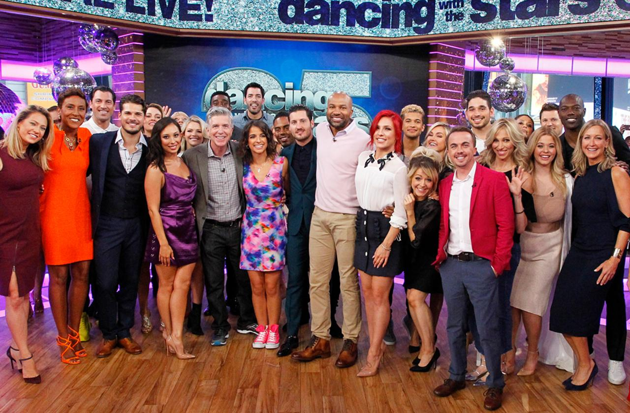 Dancing With The Stars Season 25 – Secrets And Scandals Exposed!