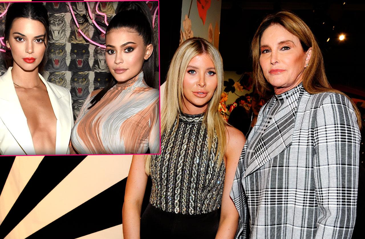 Caitlyn Jenner All Alone This Holiday Season After Kids And Sophia Hutchins Abandon Her