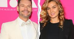 ryan seacrest girlfriend shayna taylor breakup scandal
