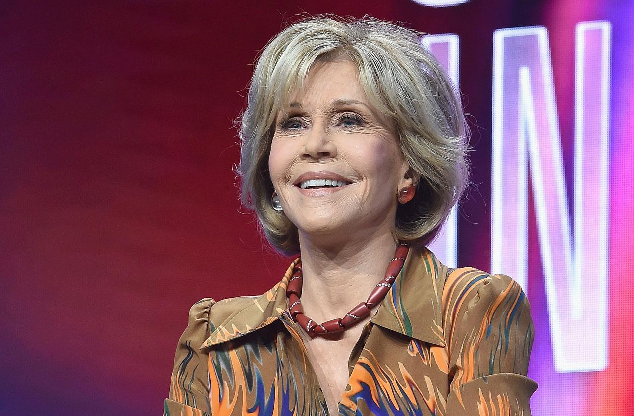 Jane Fonda Loves Hardcore Porn