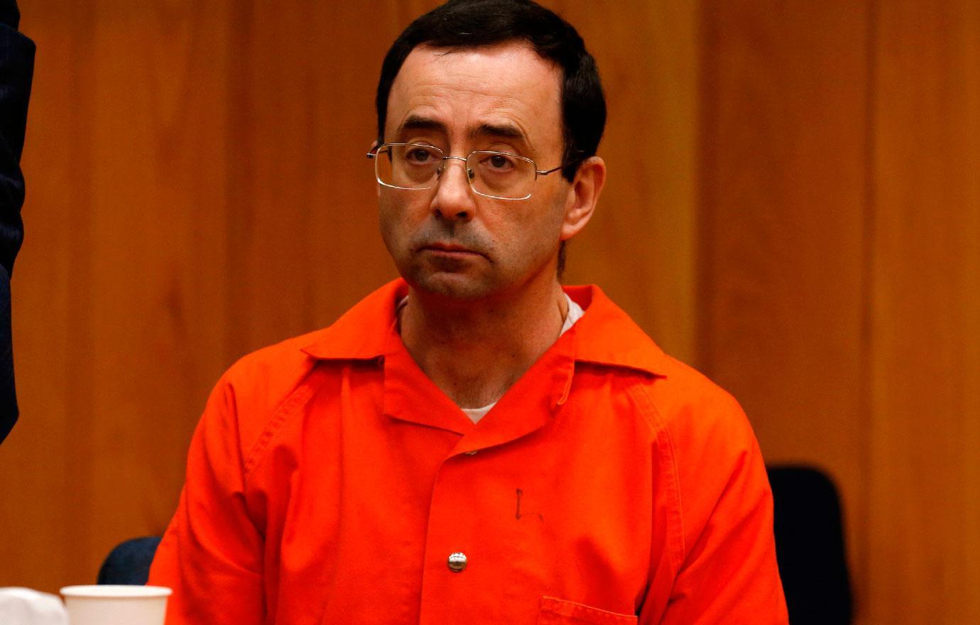 Larry Nassar Molested Forty Victims FBI Investigation