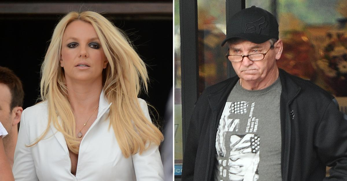 britney spears conservatorship terminated end fall jamie spears out
