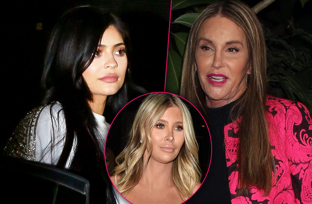 //caitlyn jenner fight daughter kylie jenner sophia jutchins relationship PP