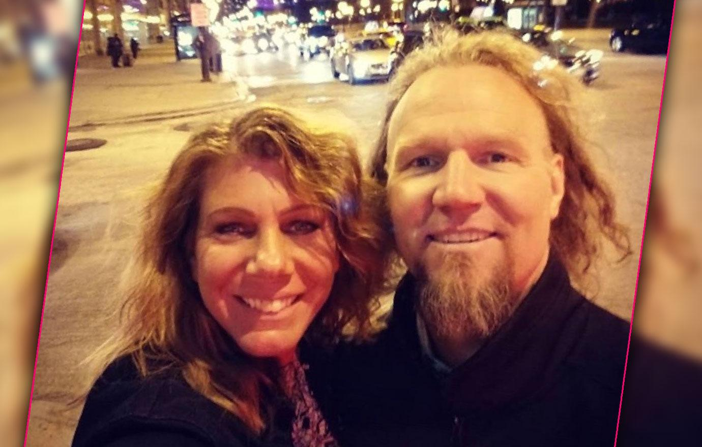 Sister Wives Meri Brown Celebrates Anniversary With Kody Brown