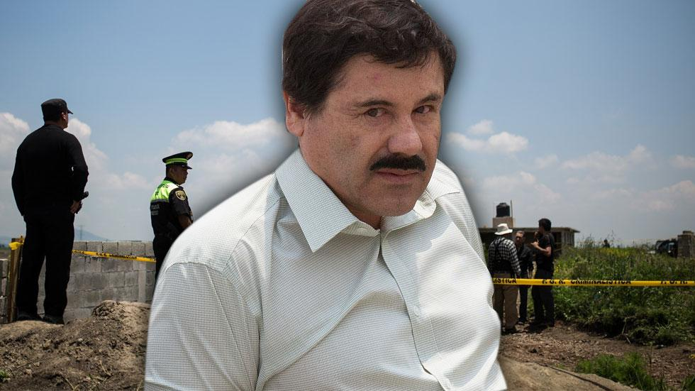 El Chapo Search Video
