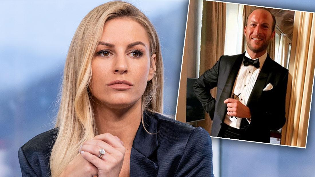 Morgan Stewart's Husband Attends Wedding Solo, Ditches Ring Amid Divorce Speculation