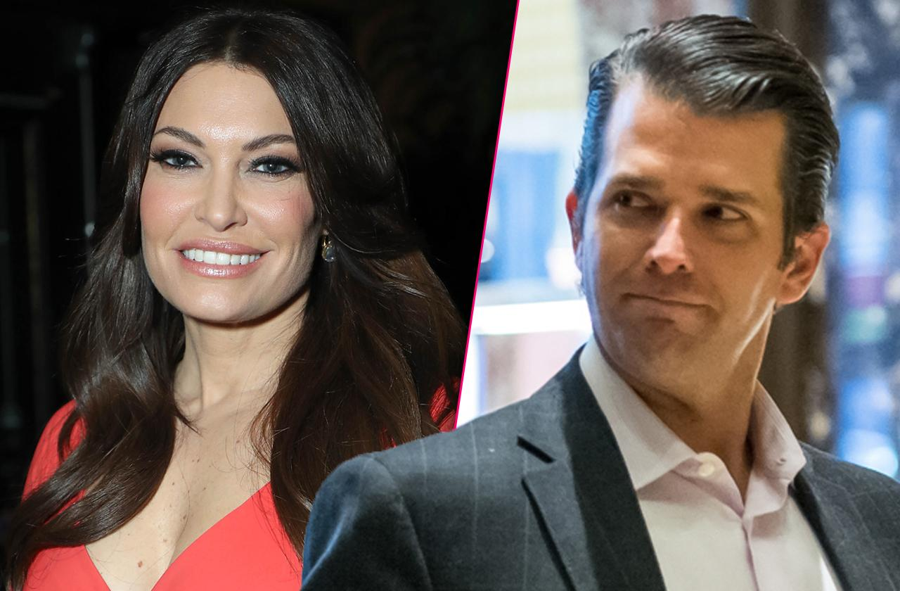 //donald trump jr engaged kimberly guilfoyle after divorce finalized pp
