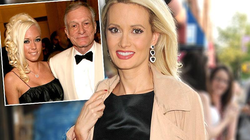 Holly Madison Playboy Book Not Afraid Of Hugh Hefner