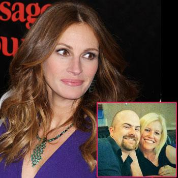 Julia Roberts family feud
