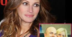 Julia Roberts family feud