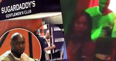 Lamar Odom Parties Strip Club Drug Scandal