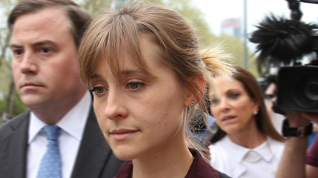 Allison Mack pleaded guilty to criminal charges