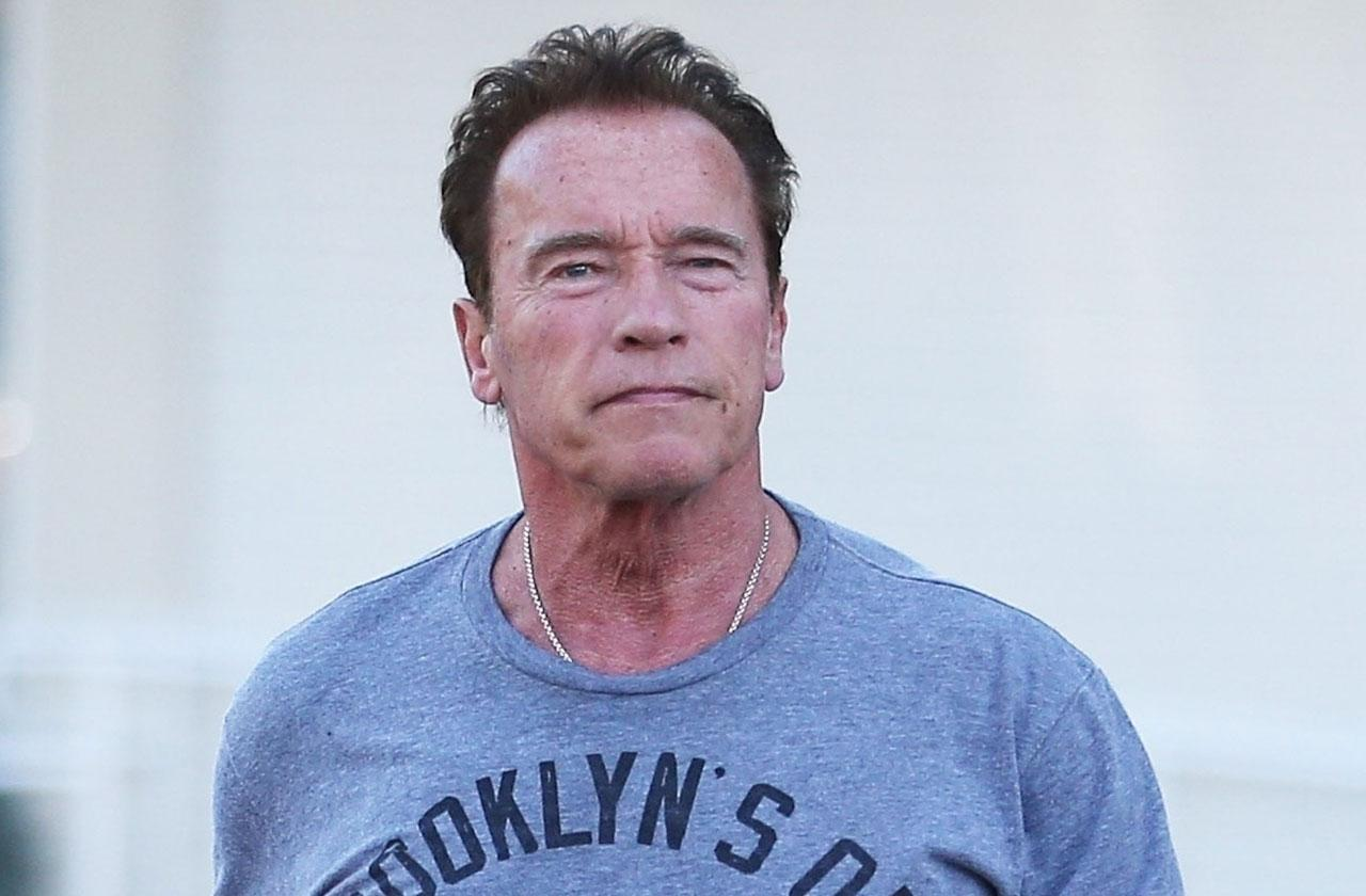 //Arnold Schwarzenegger Emergency Open Heart Surgery pp