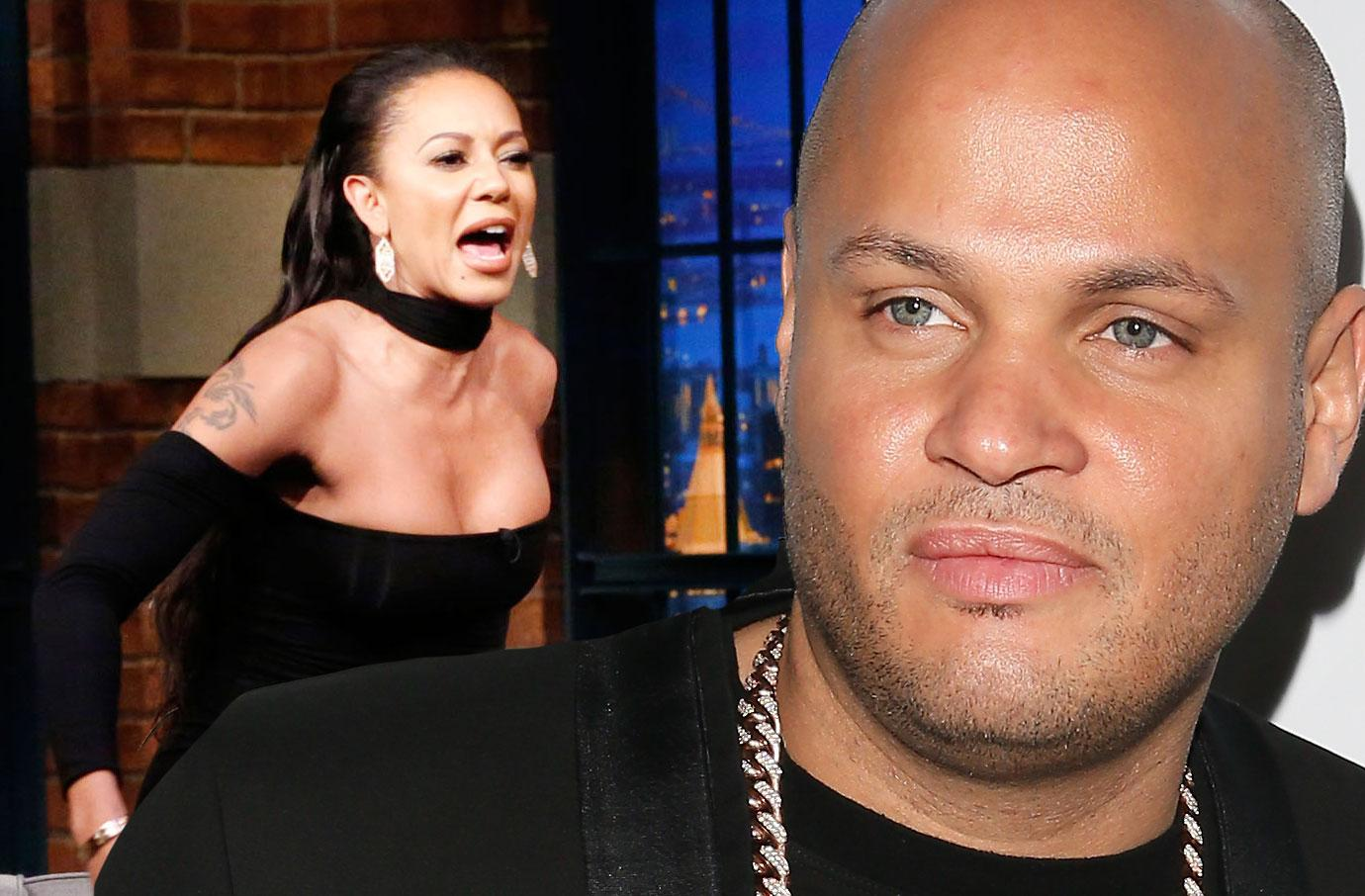 Mel B Ordered To Pay Stephen Belafonte