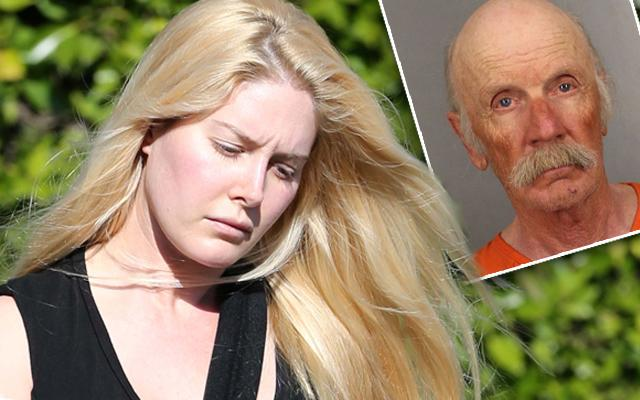 heidi montag relationship father
