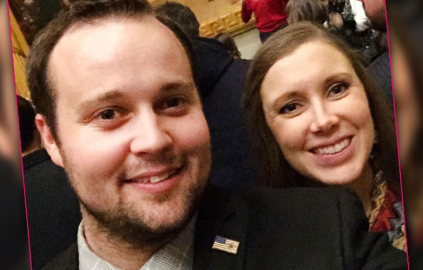 Anna Duggar Posts Kid Pics Amid Claims Husband Josh Returning To TV