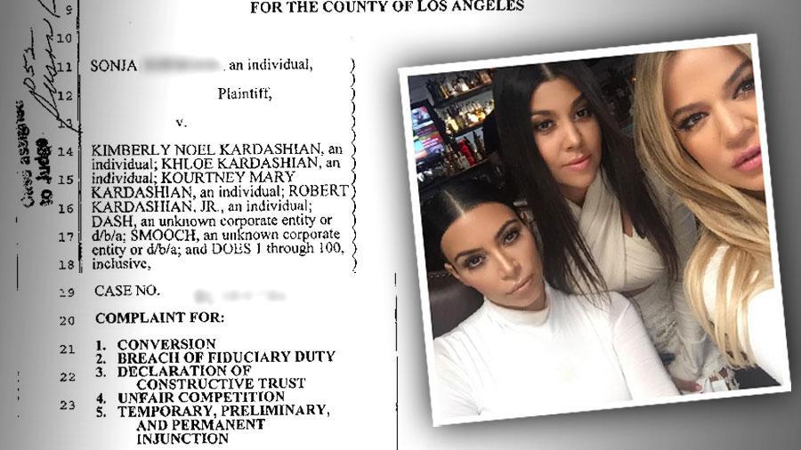 Kardashians Accused Credit Card Fraud