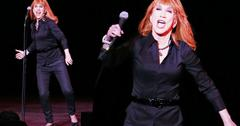 Kathy Griffin Talks About Leaving 'Fashion Police'
