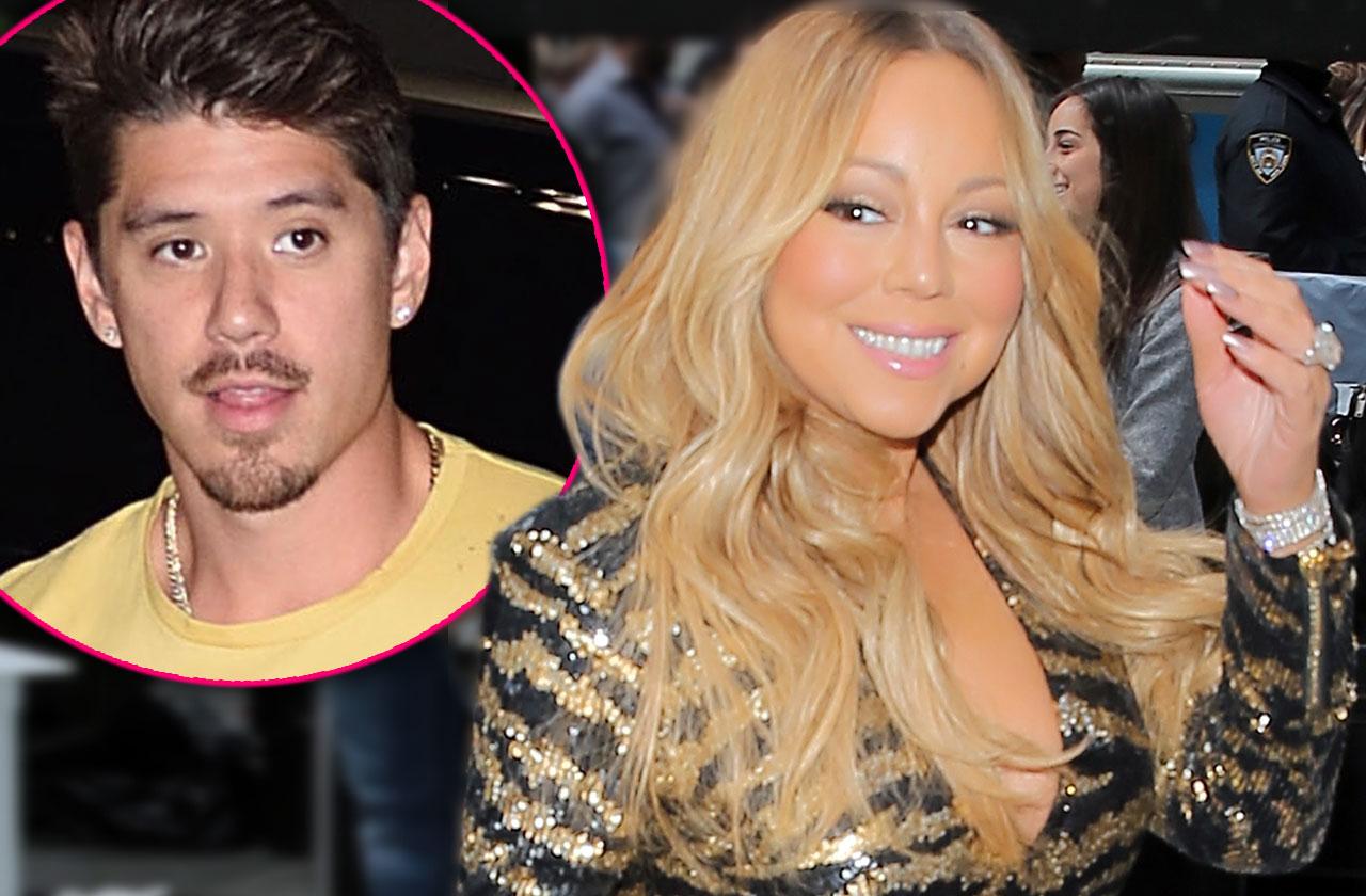 //Mariah Carey Boyfriend Salary K Week pp