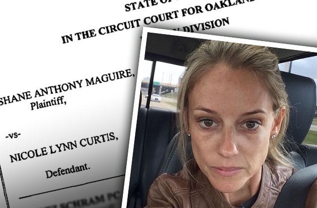 nicole curtis custody battle son harper name change passport order