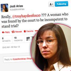 //jodi arias never threat prosecutor juan martinez