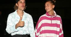 Newlyweds! Justin Bieber and Hailey Baldwin enjoy some quality time.
