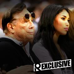 //donald sterling v stiviano inside twisted relationship millions greed money explosive fights sq
