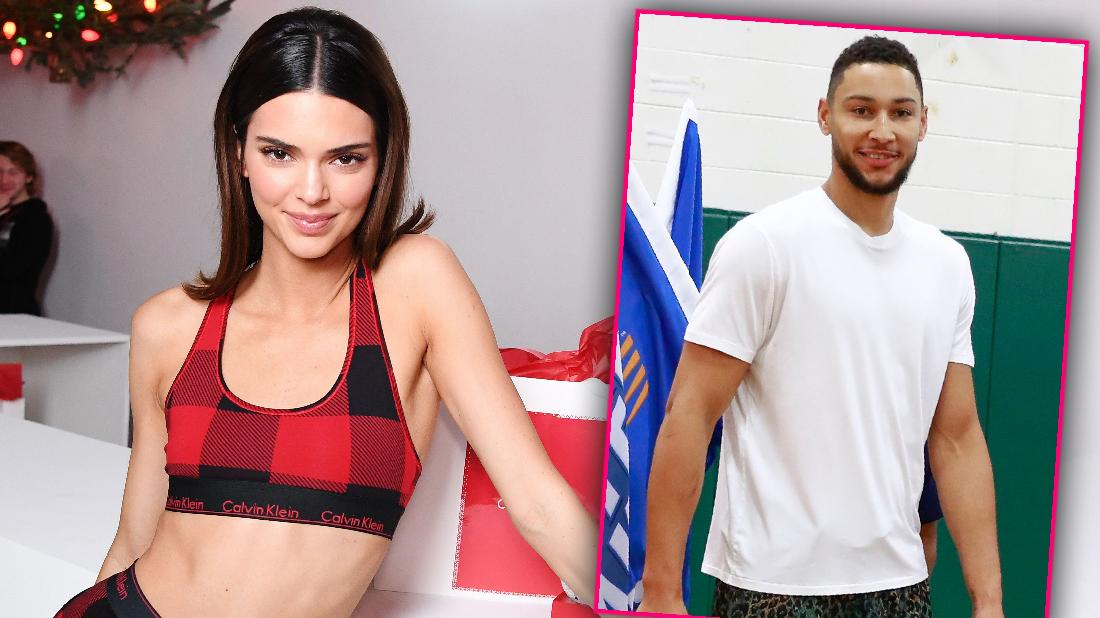 Kendall Jenner Spotted At Ex Ben Simmons' Basketball Game