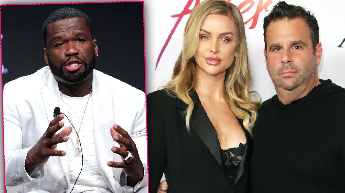 50 Cent Slams VPR Star Lala Kent And Husband Randall Again