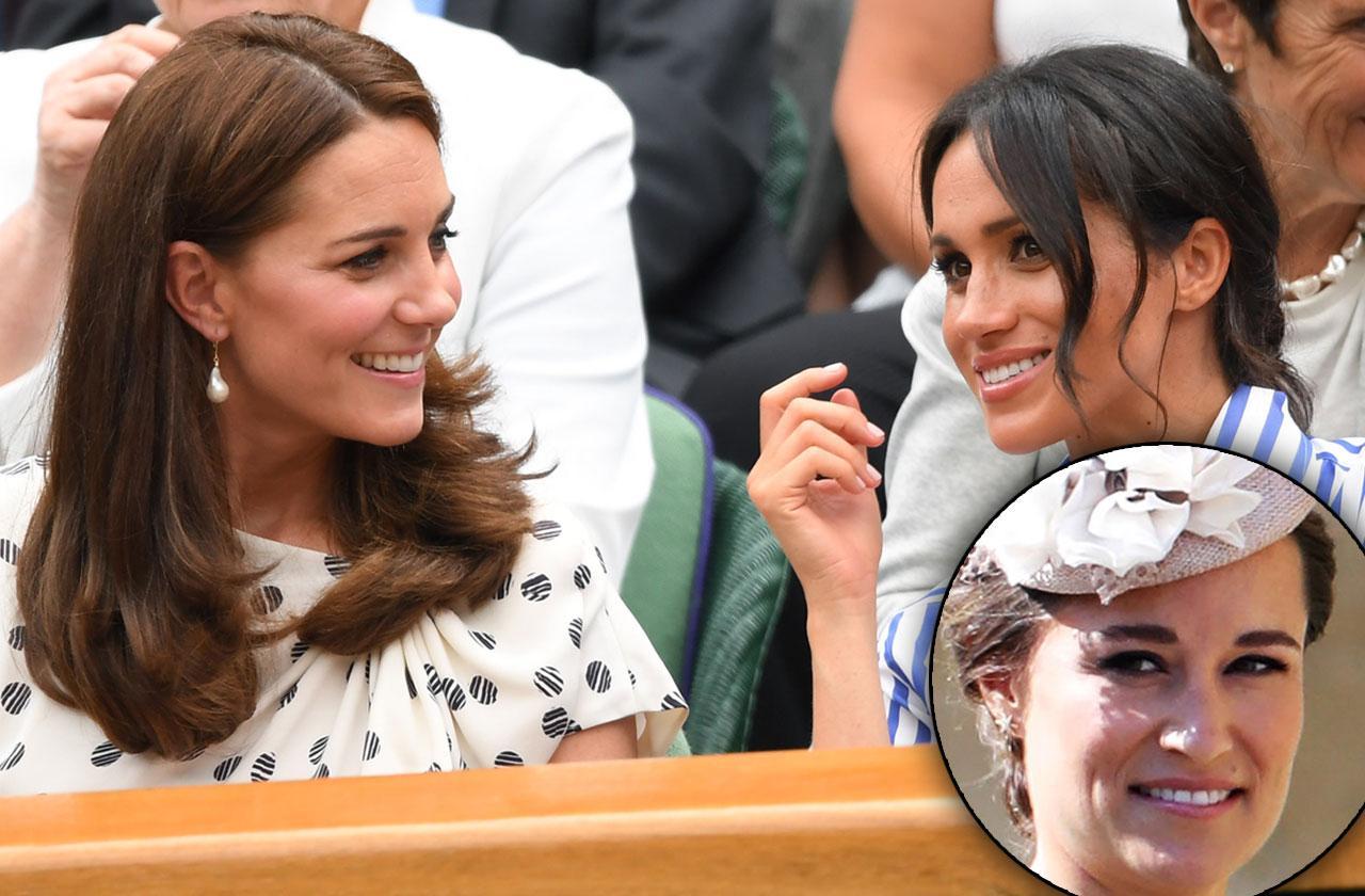 Meghan Markle Kate Middleton Bond