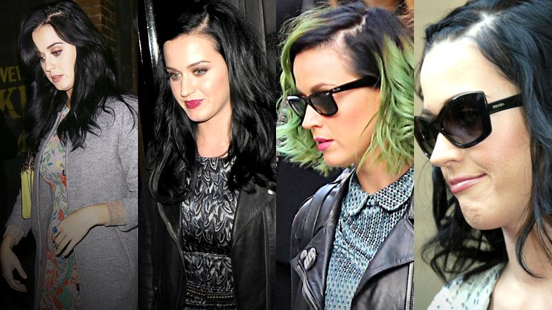 //katy perry balding head hair pp sl