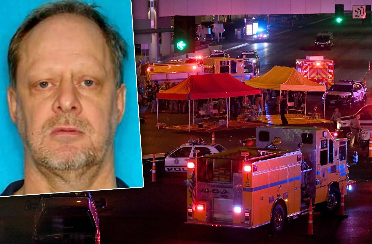 Las Vegas Shooting Person Interest Identified Douglas Haig