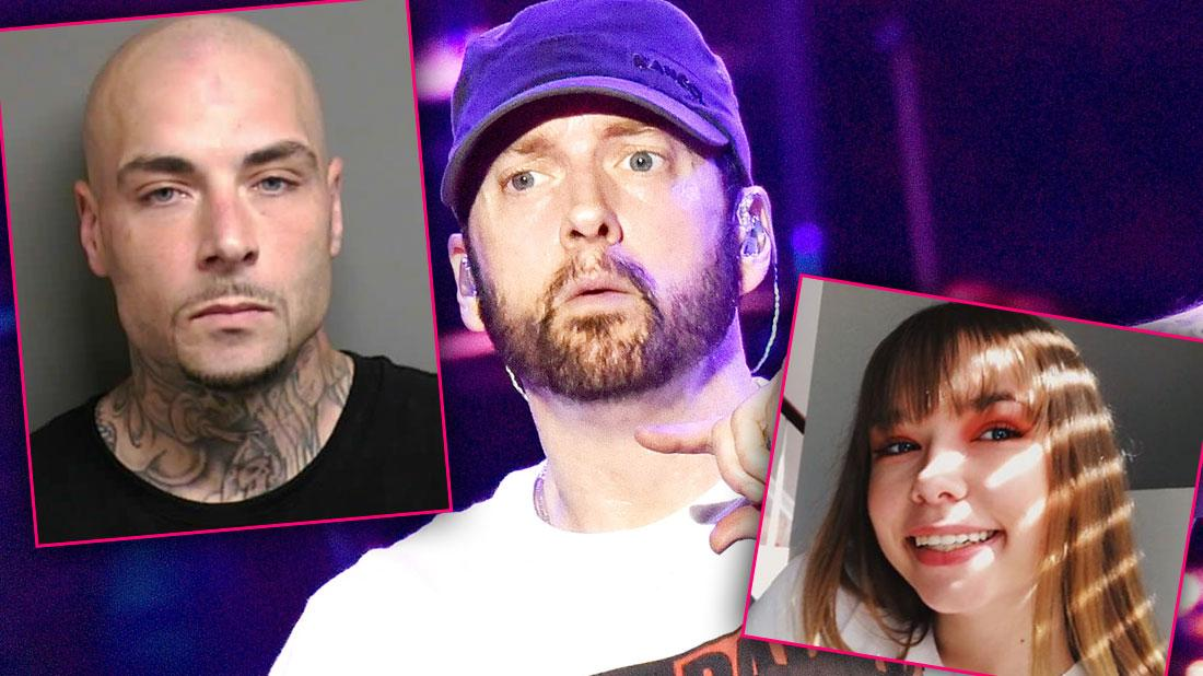 Caught! Biological Dad Of Eminem's Adopted Daughter Arrested In Michigan