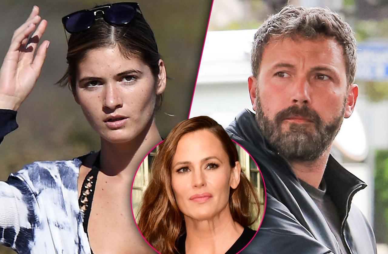 Ben Affleck Shauna Sexton Split Jen Garner Slammed Trip