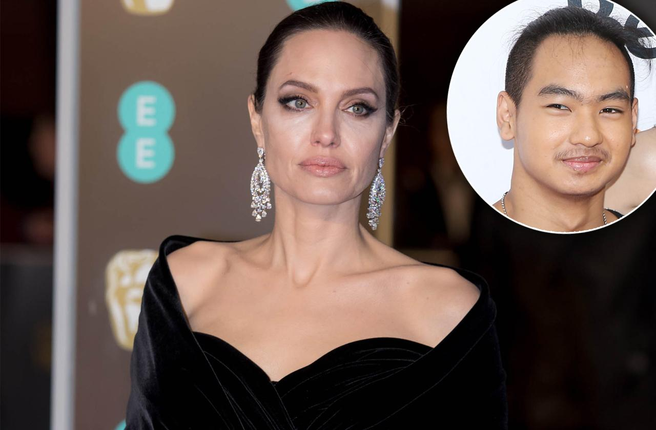 maddox moves out leaves family angelina jolie hell