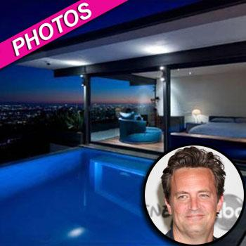 //matthew perry house _ _