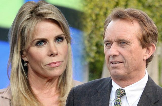 //robert f kennedy jr cheryl hines marriage miserable camelot hell pp