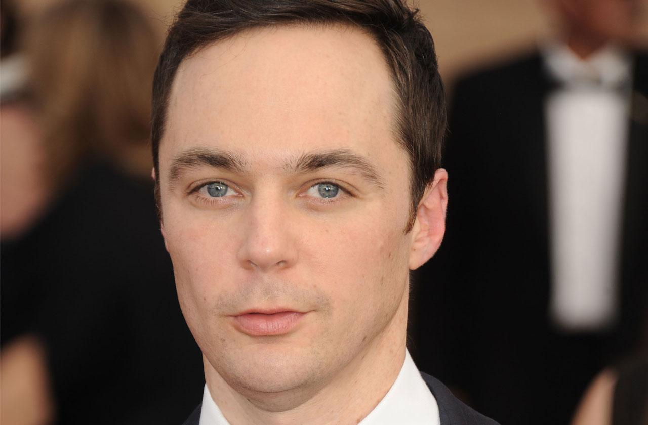//Jim Parsons Cancels Broadway Show Injury pp