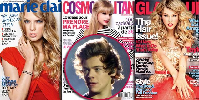 //taylor swift magazines wenn