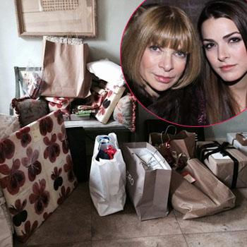 Anna Wintour tossed out tree before Christmas