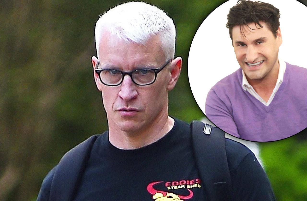 //Anderson Cooper Still Living With Boyfriend pp
