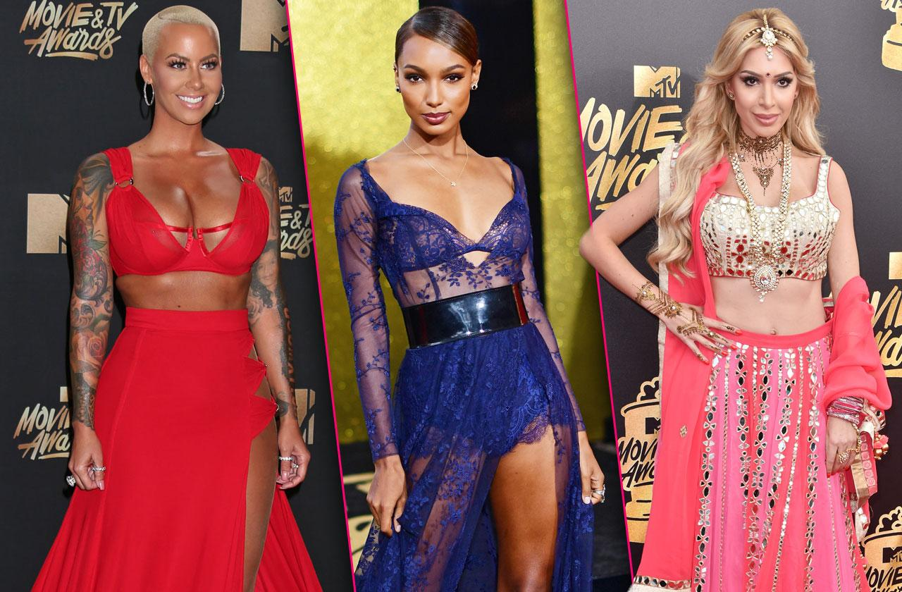 MTV Movie TV Awards Best Worst Dressed