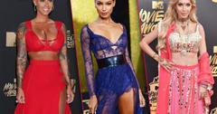 MTV Movie TV Awards Best Worst Dressed