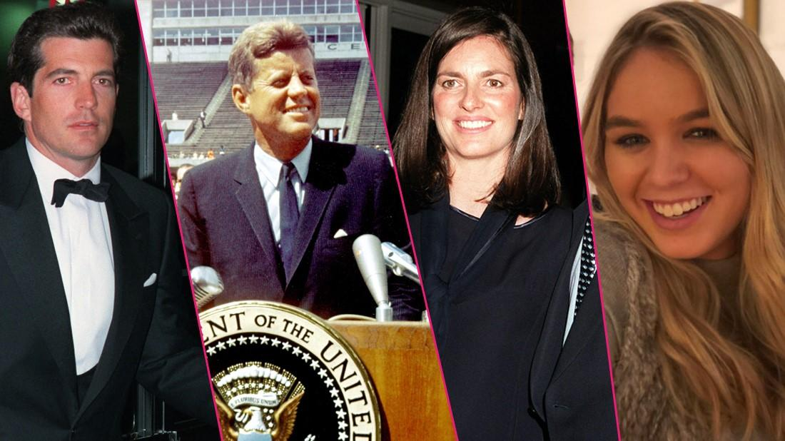 //kennedy family tragedies over the years featured
