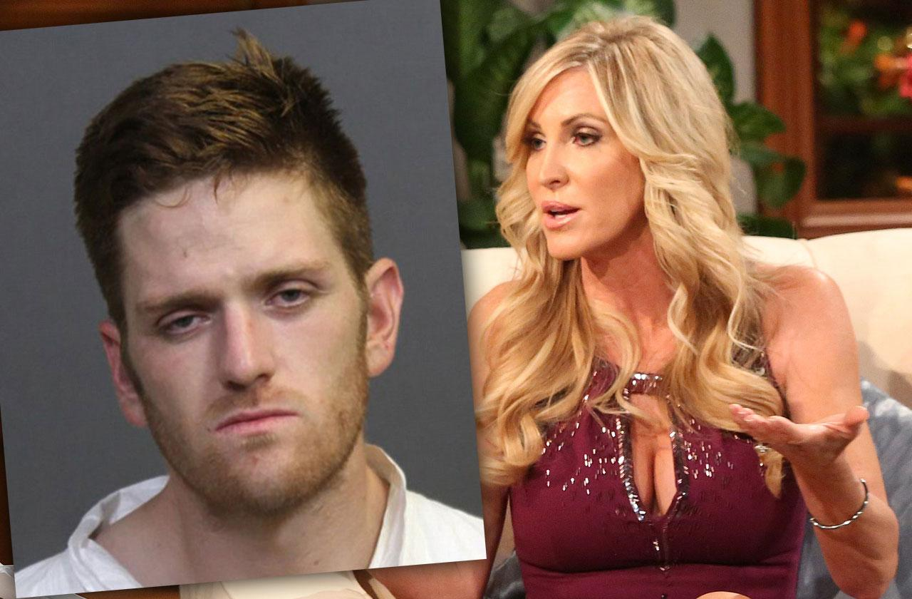 RHOC Star Son Murder Charges Shooting