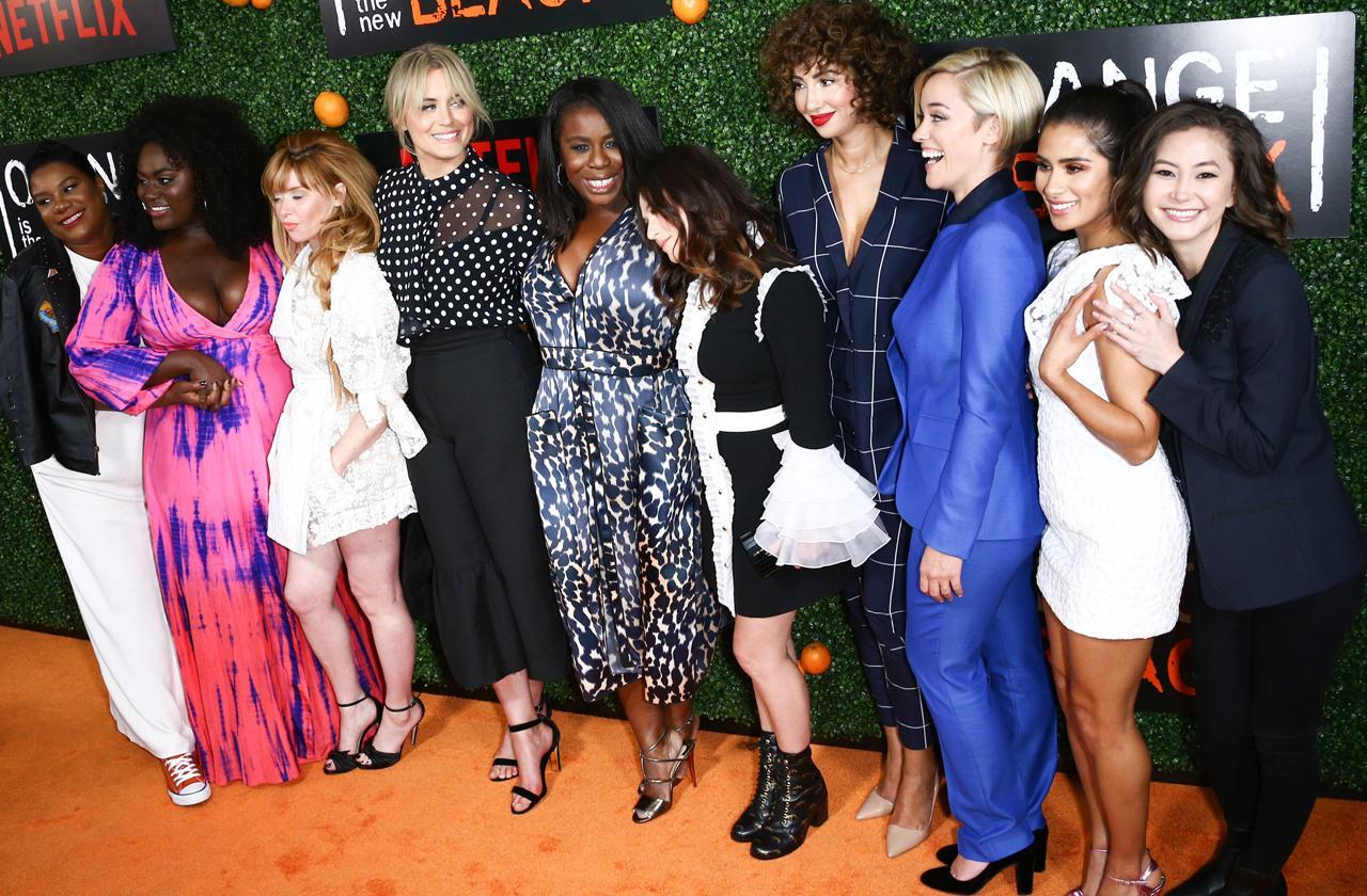 //orange is the new black cast secrets scandals pp