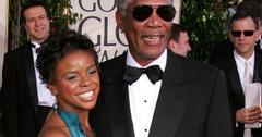 Morgan Freeman's Step-Granddaughter Edena Hines Revealed 'Grandpa Feelings' Just Weeks Before Her Murder